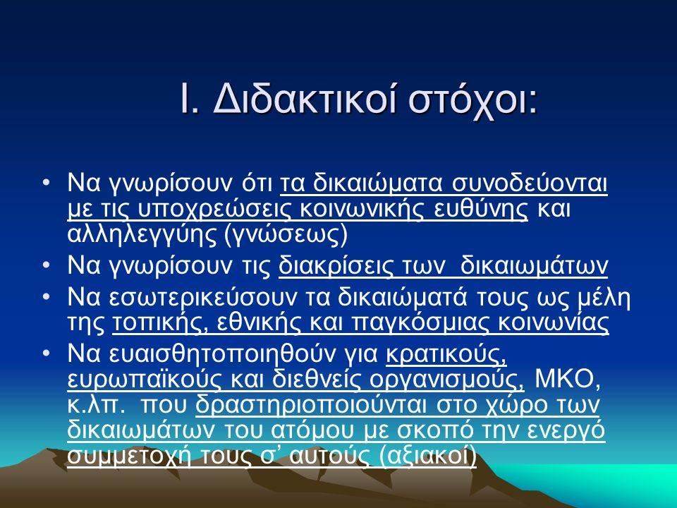 Δ/ Δείτε προγράμματα που απευθύνονται στους νέους και τις νέες και τους προσφέρουν ευκαιρίες και πληροφόρηση σε όλα τα θέματα που τους ενδιαφέρουν, στην ιστοσελίδα της Γενικής Γραμματείας Νέας Γενιάς, http://neagenia.citron.gr.
