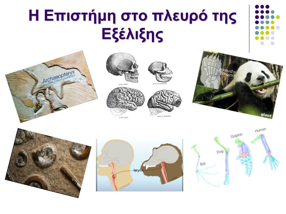 Η Επιστήμη στο πλευρό της Εξέλιξης