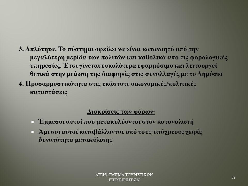 3.Απλότητα.