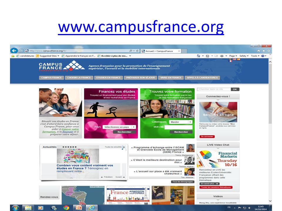 www.campusfrance.org