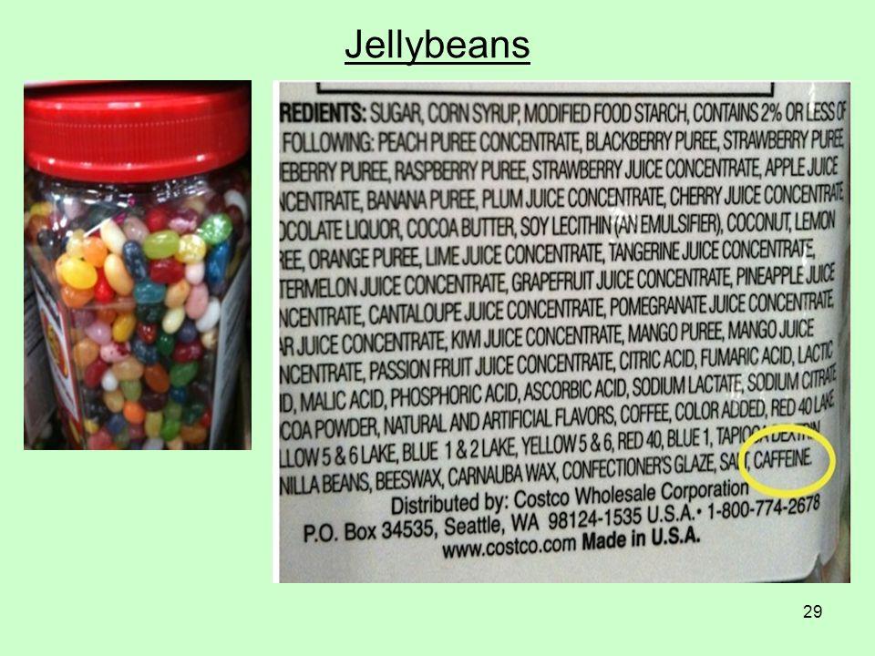 29 Jellybeans