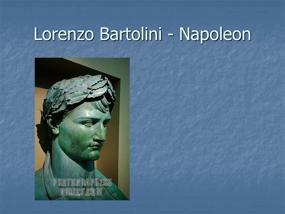 Lorenzo Bartolini - Napoleon