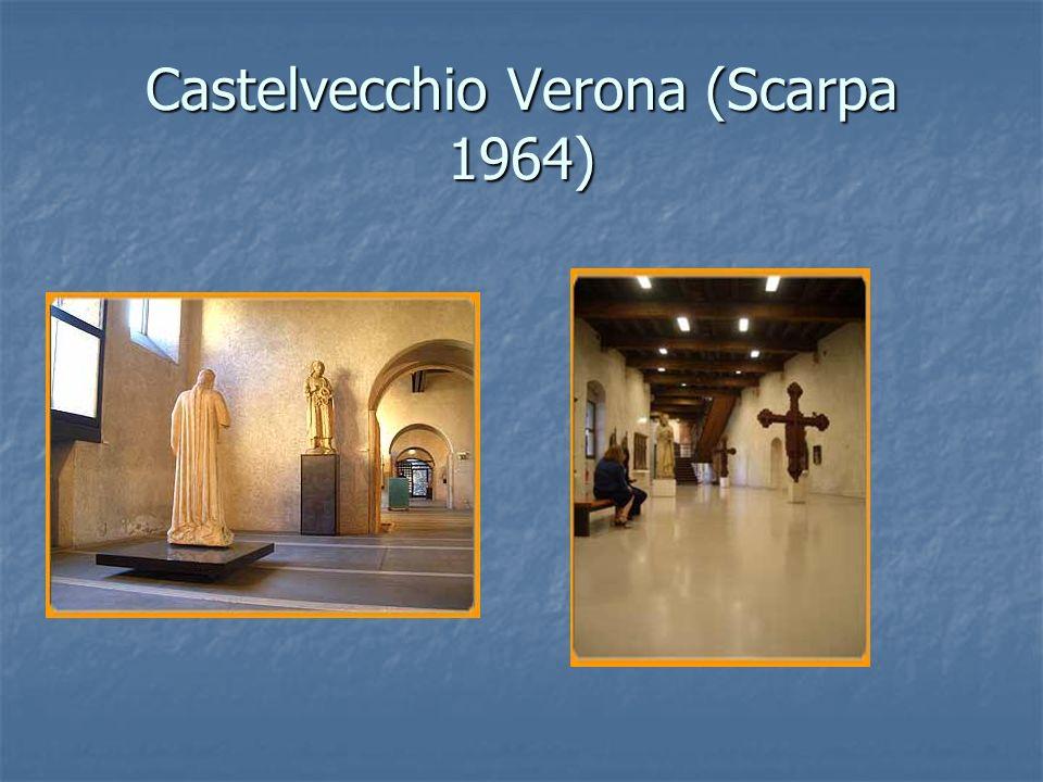 Castelvecchio Verona (Scarpa 1964)