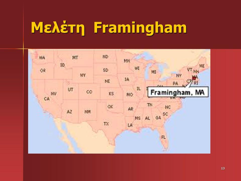 Μελέτη Framingham 13