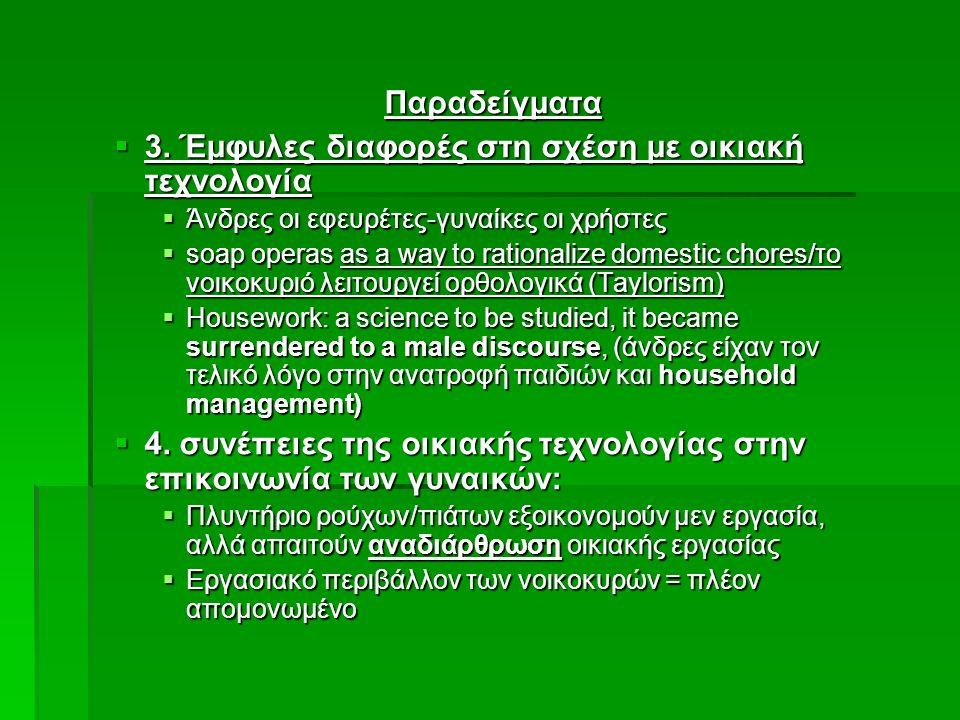 Παραδείγματα  3.
