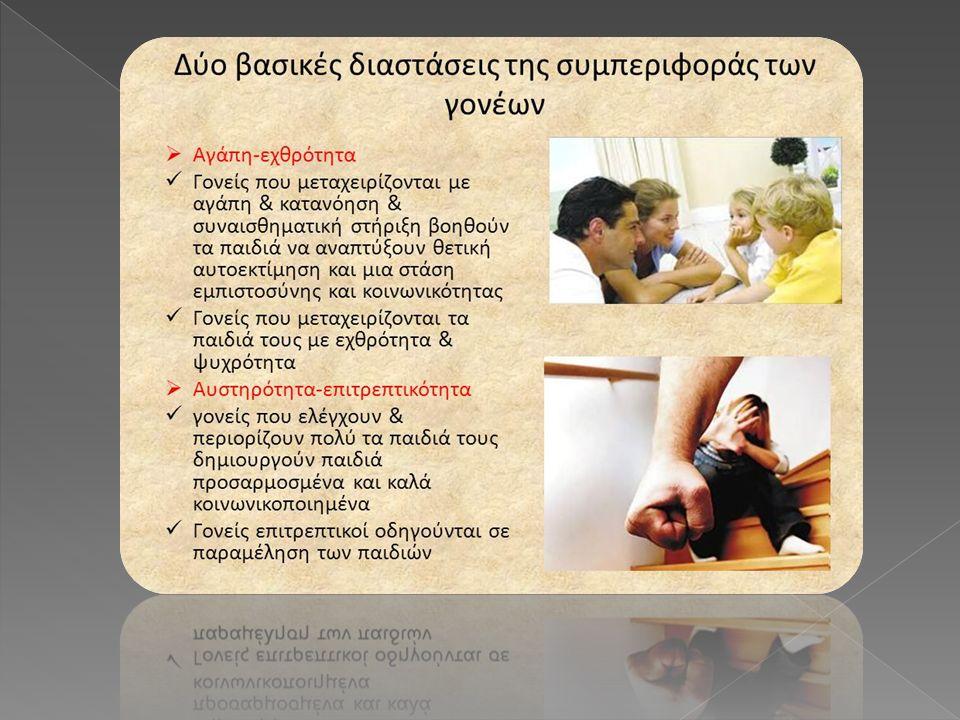  Η κοινωνικοποίηση ξεκινά μετά τη γέννηση του ανθρώπου, καθώς το παιδί έχει αισθήσεις και αντιδράσεις και ανταποκρίνεται στην ανθρώπινη επαφή.