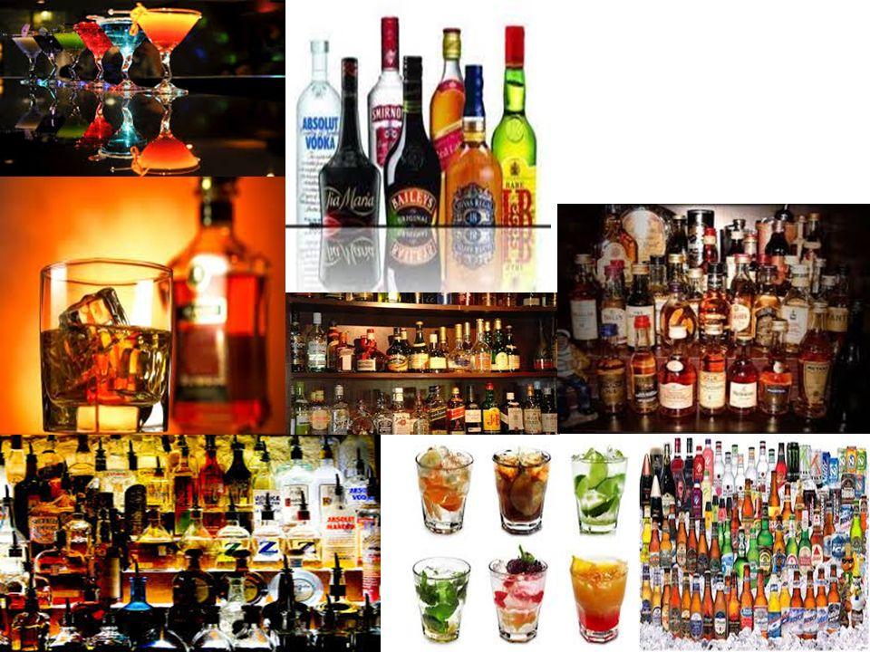 Τα ποτά είναι μια κακή συνήθεια νέων αλλά και ανθρώπων μεγαλύτερης ηλικίας.