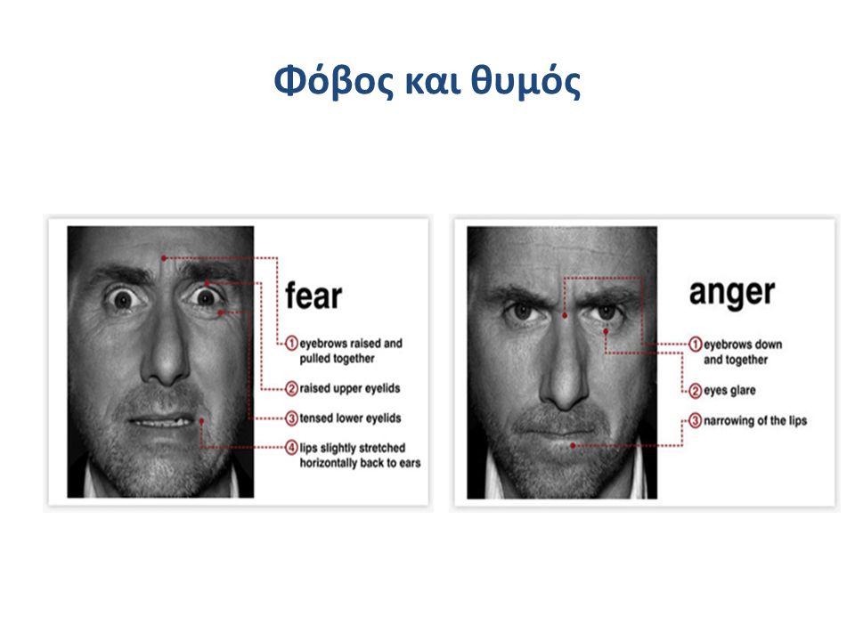 Φόβος και θυμός