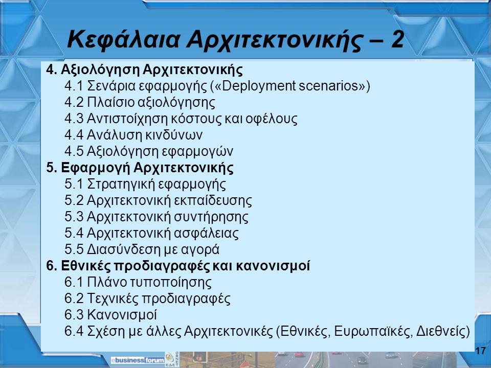 ΑΘΗΝΑ, 10 ΦΕΒΡΟΥΑΡΙΟΥ 2006 17 Κεφάλαια Αρχιτεκτονικής – 2 4.