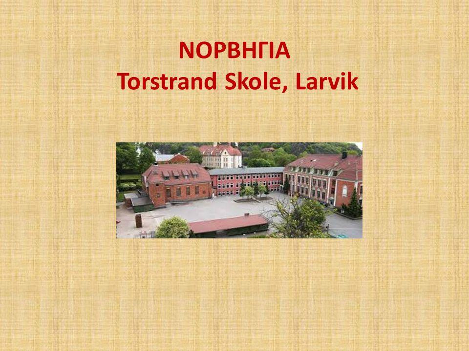 ΝΟΡΒΗΓΙΑ Torstrand Skole, Larvik