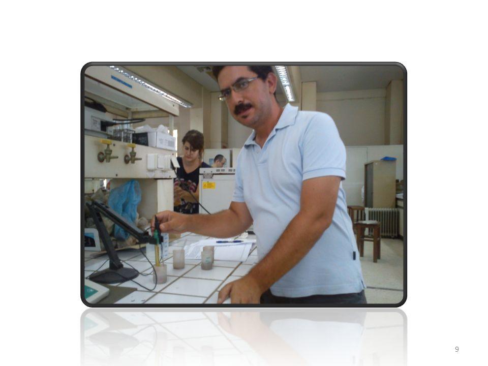 ΑΝΤΑΛΛΑΞΙΜΑ ΚΑΤΙΟΝΤΑ - ΜΑΓΝΗΣΙΟ Η τιμή του μαγνησίου μετρήθηκε 0,725 ppm. 40