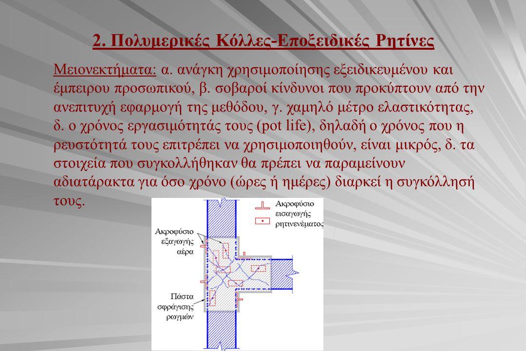 Μειονεκτήματα: α. ανάγκη χρησιμοποίησης εξειδικευμένου και έμπειρου προσωπικού, β.