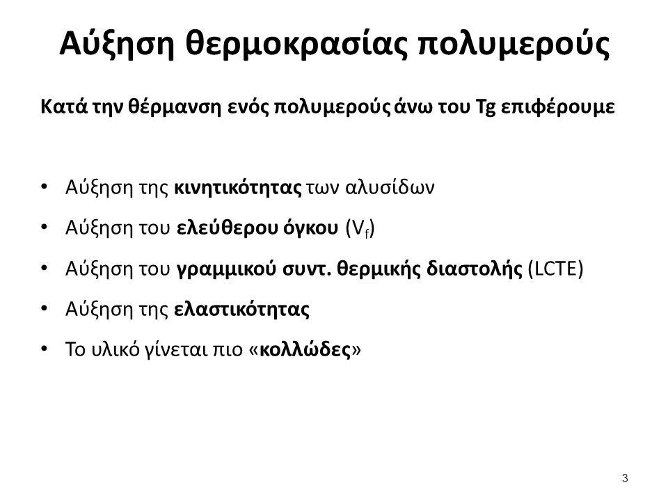 Σημείωμα Χρήσης Έργων Τρίτων Το Έργο αυτό κάνει χρήση περιεχομένου από τα ακόλουθα έργα: 1.Callister W.