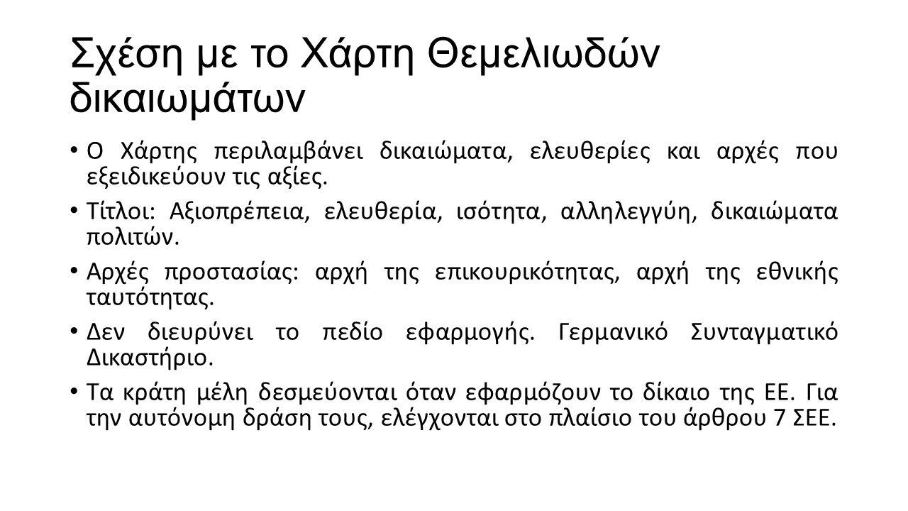 Ανθρώπινη αξιοπρέπεια Ελληνικό σύνταγμα: πρωταρχική υποχρέωση της Πολιτείας.
