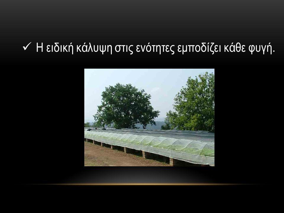 Δημιουργία συνθηκών άνοιξης και πρόληψη χειμερινών συνθηκών με αξιοσημείωτη αύξηση περιόδου εκτροφής.