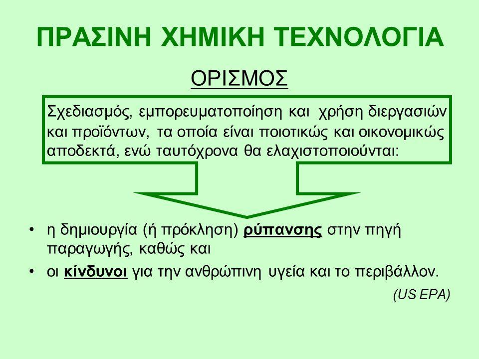 Διαχωρισμοί που χρησιμοποιούν υπερκρίσιμα ρευστά (π.χ.