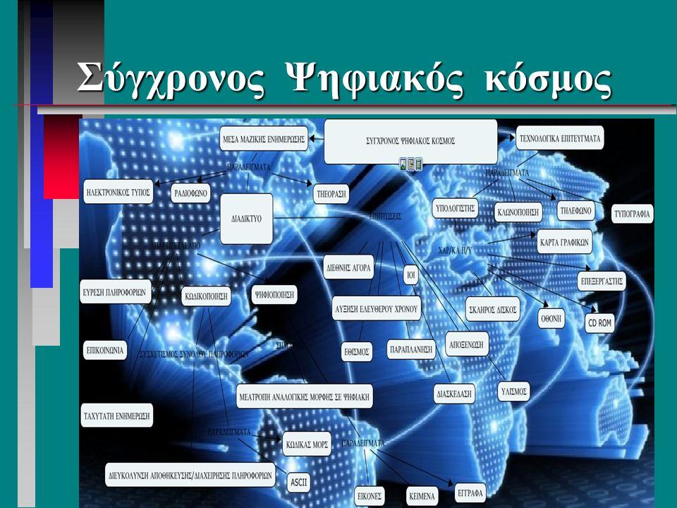 Σύγχρονος Ψηφιακός κόσμος