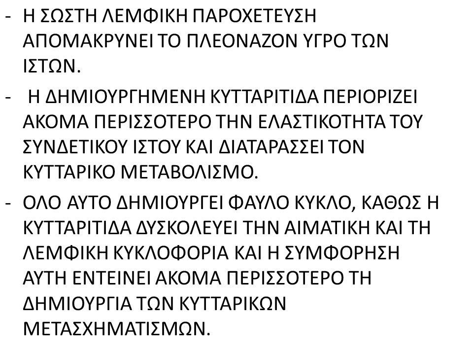 -Ο ΟΓΚΟΣ ΤΗΣ ΚΥΤΤΑΡΙΤΙΔΑΣ ΣΕ ΜΙΑ ΠΕΡΙΟΧΗ ΕΞΑΡΤΑΤΑΙ ΚΑΙ ΑΠΟ ΤΗΝ ΠΟΣΟΤΗΤΑ ΤΟΥ ΑΠΟΘΗΚΕΥΜΕΝΟΥ ΛΙΠΟΥΣ ΣΤΑ ΛΙΠΟΚΥΤΤΑΡΑ ΤΟΥ ΣΥΓΚΕΚΡΙΜΕΝΟΥ ΙΣΤΟΥ, ΕΤΣΙ ΕΞΗΓΕΙΤΑΙ ΚΑΙ Η ΕΠΙΛΕΚΤΙΚΗ ΤΗΣ ΕΜΦΑΝΙΣΗ ΣΕ ΟΡΙΣΜΕΝΕΣ ΠΕΡΙΟΧΕΣ.