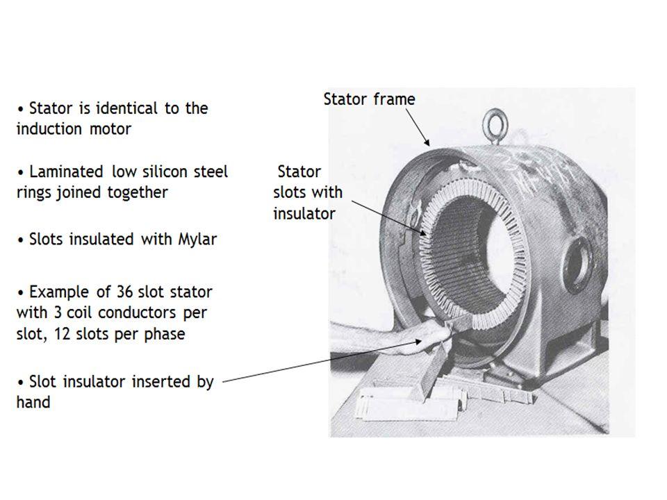 Ένα σύστημα ηλεκτρονικού ελέγχου εξασφαλίζει ότι η συχνότητα του ρεύματος που παράγεται από την αξονική γεννήτρια είναι ίδια με αυτή που παράγουν οι γεννήτριες ντήζελ επιτρέποντας έτσι στην γεννήτρια να λειτουργεί είτε μόνη της είτε παράλληλα με τις γεννήτριες ντήζελ, μέσω βέβαια του κιβωτίου ταχυτήτων
