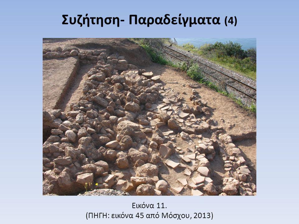 Εικόνα 11. (ΠΗΓΗ: εικόνα 45 από Μόσχου, 2013) Συζήτηση- Παραδείγματα (4)
