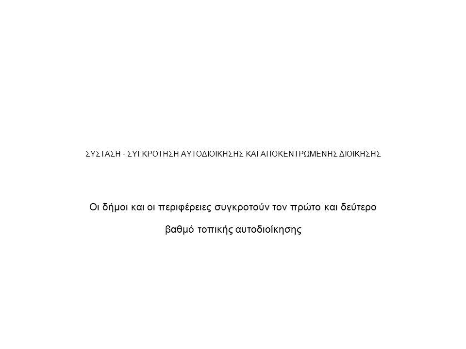 Αρμοδιότητες της περιφέρειας Προγραμματισμού - Ανάπτυξης, Γεωργίας - Κτηνοτροφίας – Αλιείας Φυσικών Πόρων - Ενέργειας - Βιομηχανίας, στους οποίους περιλαμβάνονται, ιδίως: α.