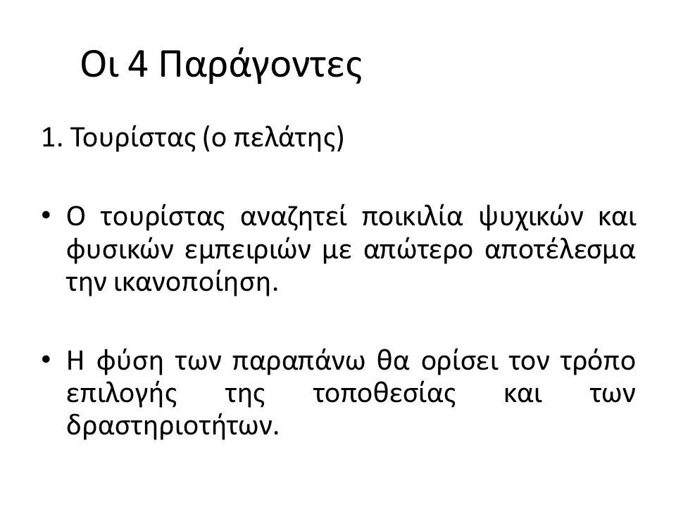 Οι 4 Παράγοντες 1.