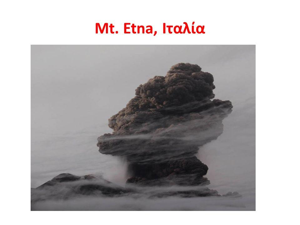 Mt. Etna, Ιταλία