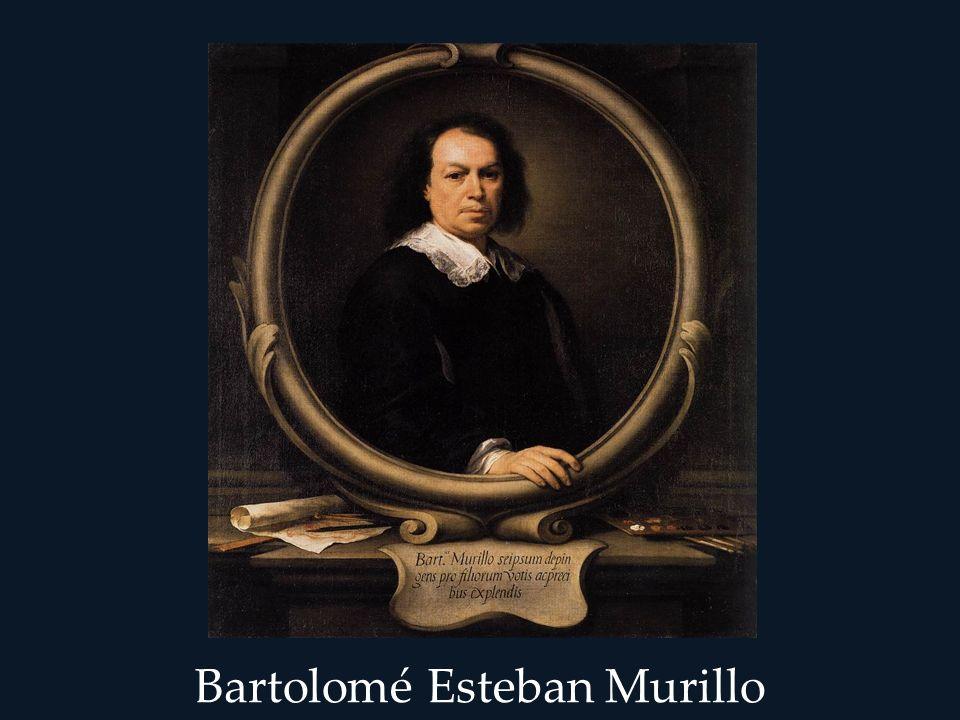 Βιογραφικά στοιχεία Ο Bartolomé Esteban Murillo γεννήθηκε στη Σεβίλλη το 1617 από φτωχή δεκαεξαμελή οικογένεια.