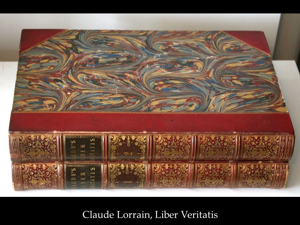 Claude Lorrain, Liber Veritatis