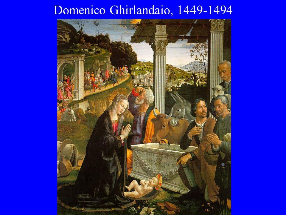Domenico Ghirlandaio, 1449-1494