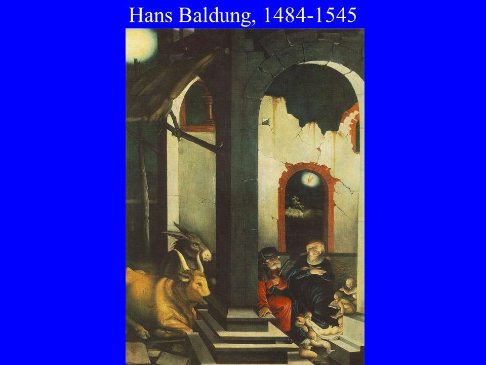 Hans Baldung, 1484-1545