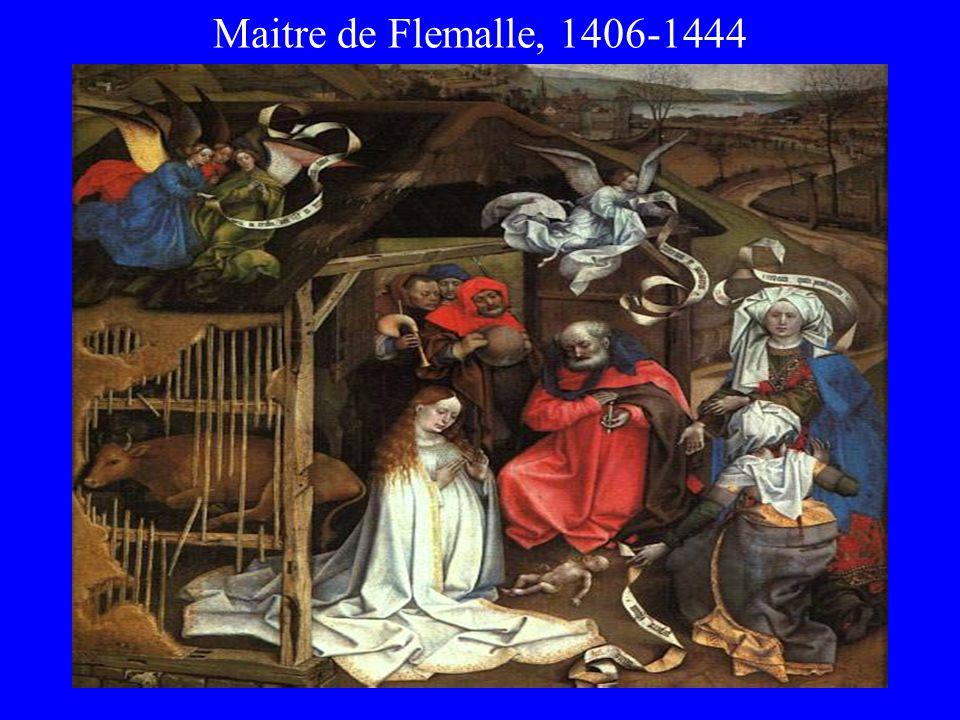 Maitre de Flemalle, 1406-1444