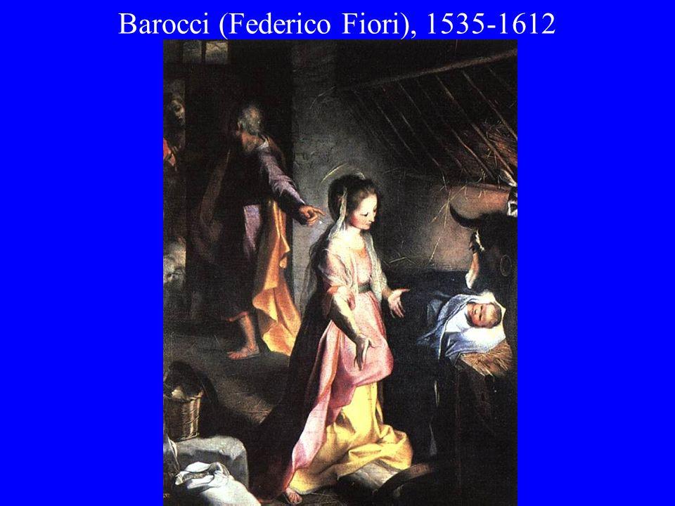 Barocci (Federico Fiori), 1535-1612