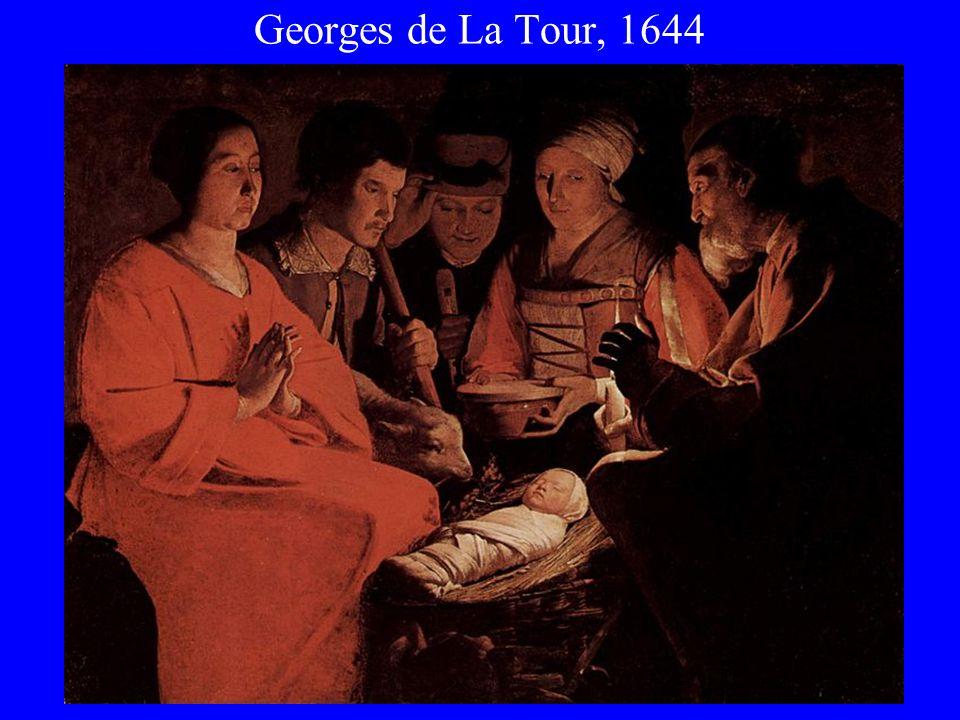 Georges de La Tour, 1644