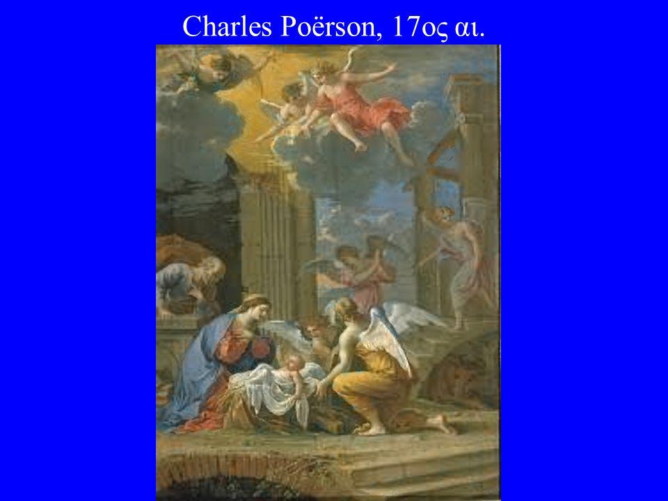 Charles Poërson, 17ος αι.