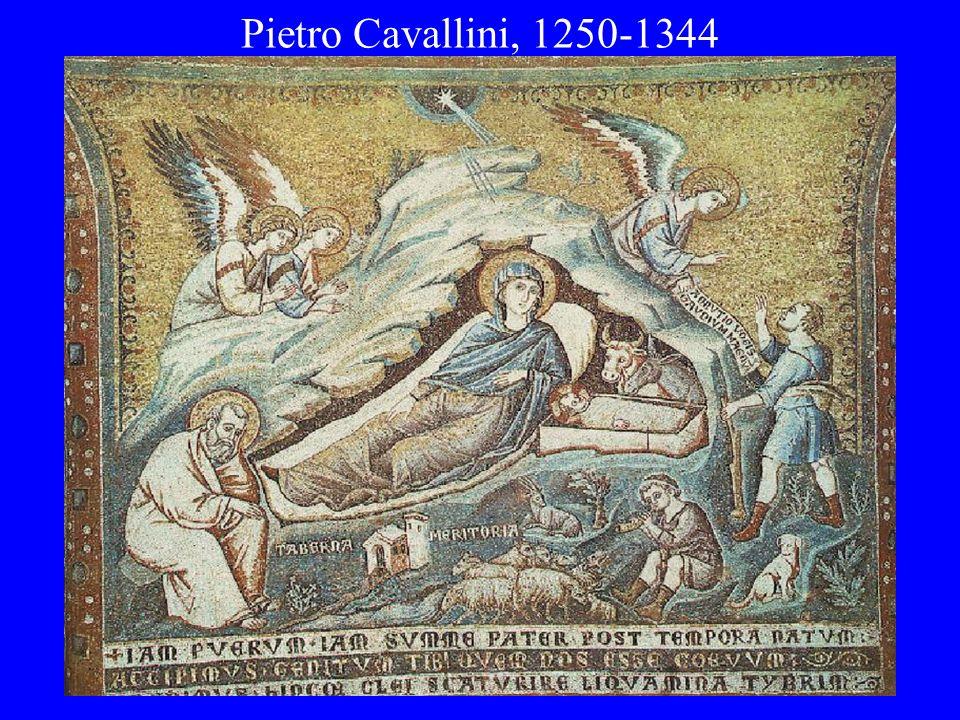 Pietro Cavallini, 1250-1344