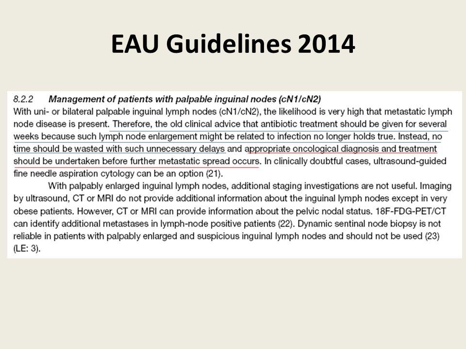EAU Guidelines 2014