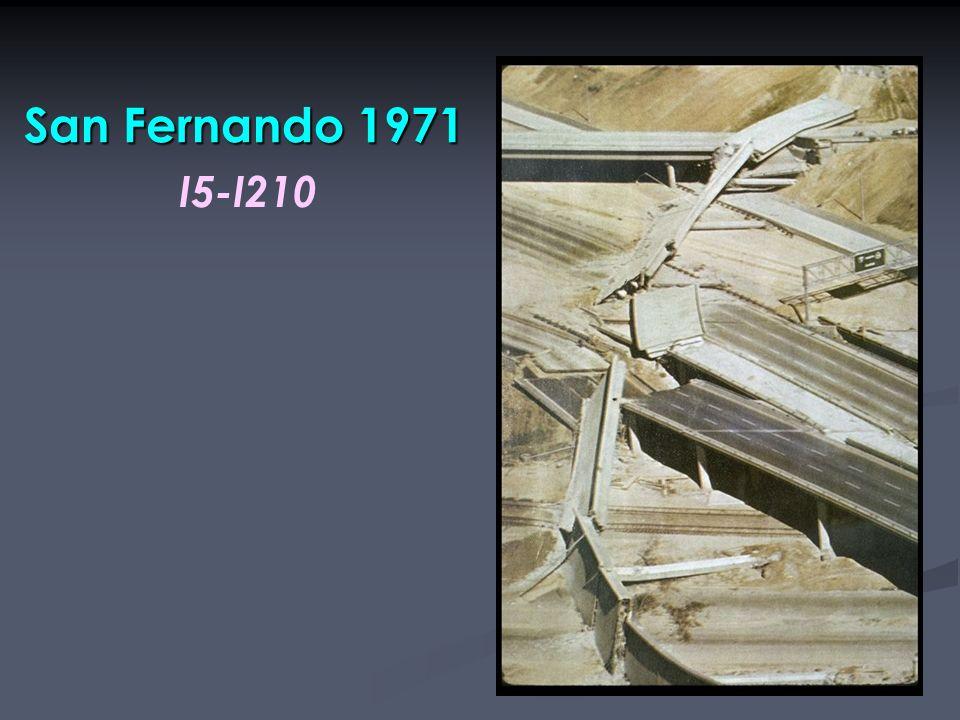 San Fernando 1971 I5-I210