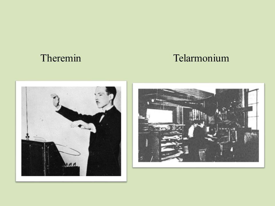 Theremin Telarmonium