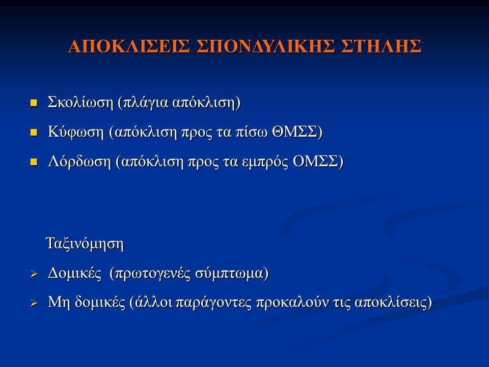 Δραστηριότητες Βλαισό γόνατο (genu valga) Διάταση περονιαίων Ενδυνάμωση πρόσθιου κνημιαίου Ενδυνάμωση έξω στροφέων ισχίου