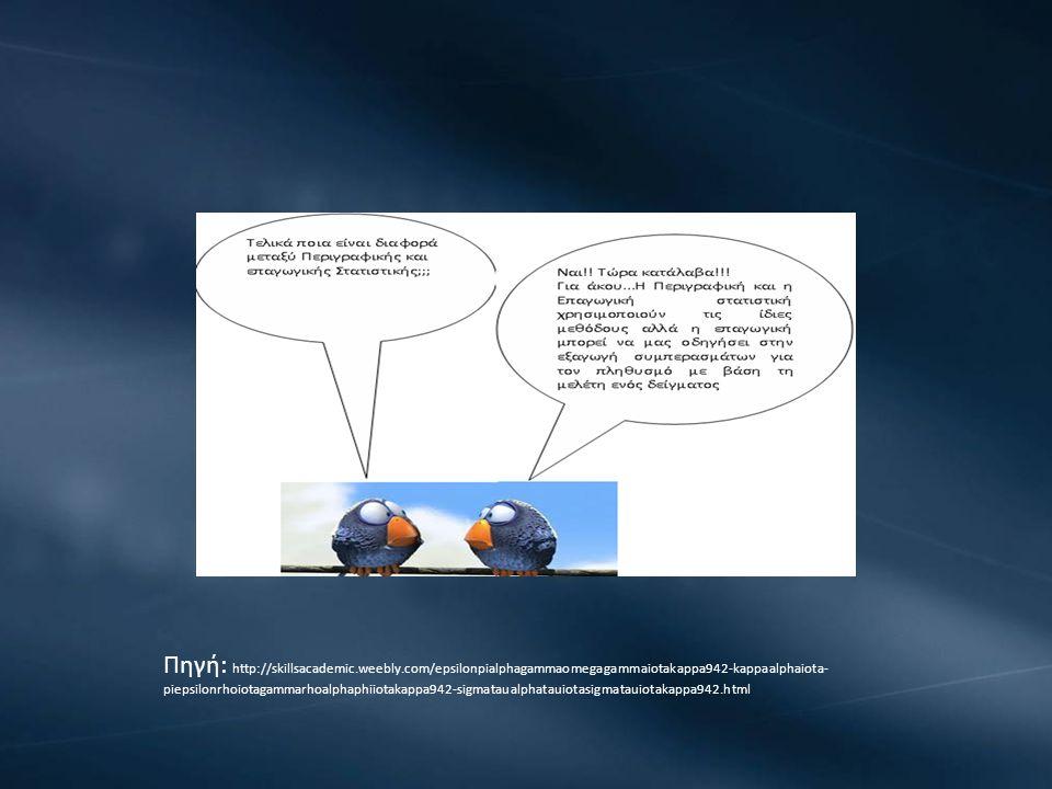 Πηγή: http://skillsacademic.weebly.com/epsilonpialphagammaomegagammaiotakappa942-kappaalphaiota- piepsilonrhoiotagammarhoalphaphiiotakappa942-sigmataualphatauiotasigmatauiotakappa942.html