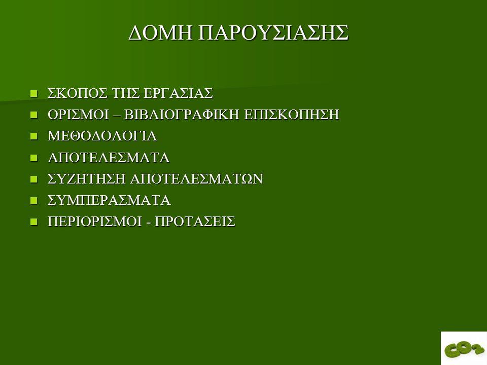 ΑΠΟΤΕΛΕΣΜΑΤΑ (2) ΔΙΑΔΙΚΑΣΙΑ ΑΡΙΘΜΟΣ ΕΦΑΡΜΟ ΓΩΝ ΑΠΟΔΟΣΗ ΜΗΧΑΝΗ ΜΑΤΟΣ (ΣΤΡΕΜΜ Α/ΩΡΑ) ΚΑΤΑΝΑΛ ΩΣΗ ΚΑΥΣΙΜΟ Υ (ΛΙΤΡΑ/ΩΡ Α) ΚΑΤΑΝΑΛ ΩΣΗ ΚΑΥΣΙΜΟ Υ (ΛΙΤΡΑ/ΣΤ ΡΕΜΜΑ) ΣΥΝΟΛΙΚ Η ΚΑΤΑΝΑΛ ΩΣΗ ΚΑΥΣΙΜΟ Υ (ΛΙΤΡΑ/ΣΤ ΡΕΜΜΑ) ΑΠΟΔΟΣΗ ΑΜΠΕΛΙΟ Υ ΑΝΑ ΣΤΡΕΜΜΑ ΔΑΠΑΝΗ ΕΝΕΡΓΕΙΑ Σ ΑΝΑ ΚΙΛΟ ΣΤΑΦΥΛΙΟ Υ (ΛΙΤΡΑ/ΚΙΛ Ο) ΔΑΠΑΝΗ ΕΝΕΡΓΕΙΑ Σ ΑΝΑ ΛΙΤΡΟ ΚΡΑΣΙΟΥ (ΛΙΤΡΑ/ΛΙΤ ΡΑ) ΡΑΝΤΙΣΜΑ 6 1 στρεμ/ώρα 0,5 λιτ/ώρα0,5 λιτ/στρ 3 λίτρα600 kg 0,005 λιτ/kg 0,01 λιτ/λιτ ΟΡΓΩΜΑ 2 1 στρεμ/ώρα 1,5 λιτ/ώρα1,5 λιτ/στρ3 λίτρα600 kg 0,005 λιτ/kg 0,01 λιτ/λιτ ΣΚΑΛΙΣΜΑ 4 1 στρεμ/ώρα 1 λιτ/ώρα1 λιτ/στρ4 λίτρα600 kg 0,0067 λιτ/kg 0,0133 λιτ/λιτ ΣΥΝΟΛΟ 10 λίτρα0,0167 λιτ/kg 0,03 λιτ/λιτ ΔΑΠΑΝΗ ΕΝΕΡΓΕΙΑΣ ΑΝΑ ΣΤΑΔΙΟ ΑΠΟ ΤΟΝ ΠΑΡΑΓΩΓΟ 1 ΚΑΙ ΣΥΝΟΛΙΚΗ ΚΑΤΑΝΑΛΩΣΗ ΚΑΥΣΙΜΟΥ ΓΙΑ ΤΙΣ ΓΕΩΡΓΙΚΕΣ ΕΡΓΑΣΙΕΣ ΣΤΟ ΣΥΝΟΛΟ ΤΗΣ ΚΑΛΛΙΕΡΓΕΙΑΣ