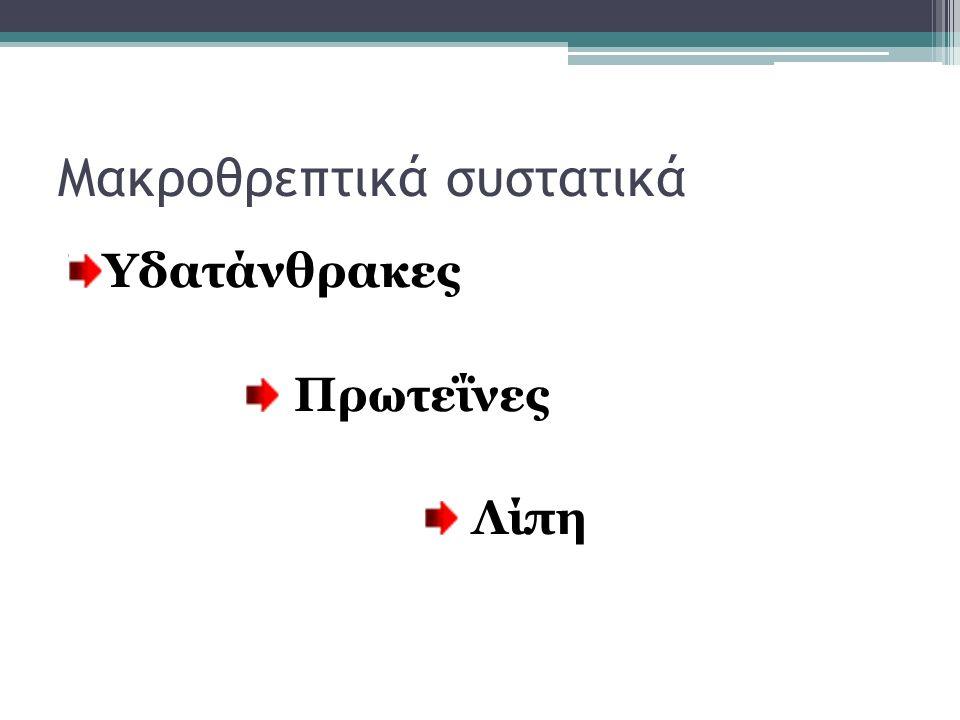 Λιπαρά Οξέα Μειονεκτήματα 1.Εμφάνιση υπερτριγλυκεριδαιμίας 2.
