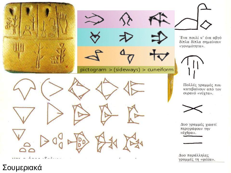 Ακόμη και σήμερα σε κάποιες γλώσσες συγκεκριμένα σημαίνοντα πηγάζουν από αιτιακές σχέσεις με το σημαινόμενο.