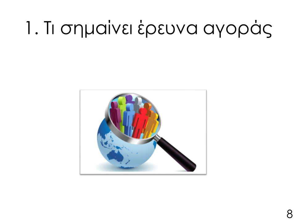 1. Τι σημαίνει έρευνα αγοράς 8
