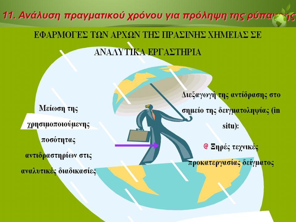 Page  103 11. Ανάλυση πραγματικού χρόνου για πρόληψη της ρύπανσης