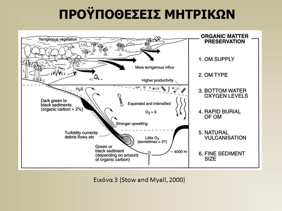 ΠΡΟΫΠΟΘΕΣΕΙΣ ΜΗΤΡΙΚΩΝ Τέτοια περιβάλλοντα, υψηλής παραγωγικότητας, είναι: Οι λίμνες Τα δέλτα σε θερμές περιοχές Οι λιμνοθάλασσες