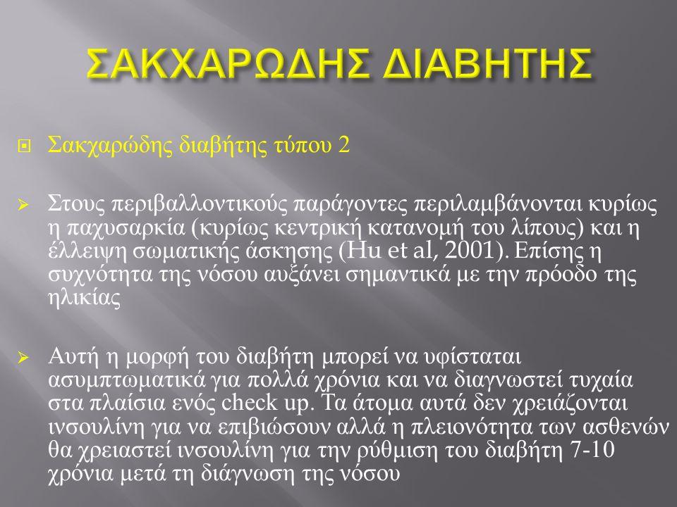  Αλκοόλ  Η πρόσληψη αλκοόλης δεν απαγορεύεται για τα άτομα με ΣΔ.