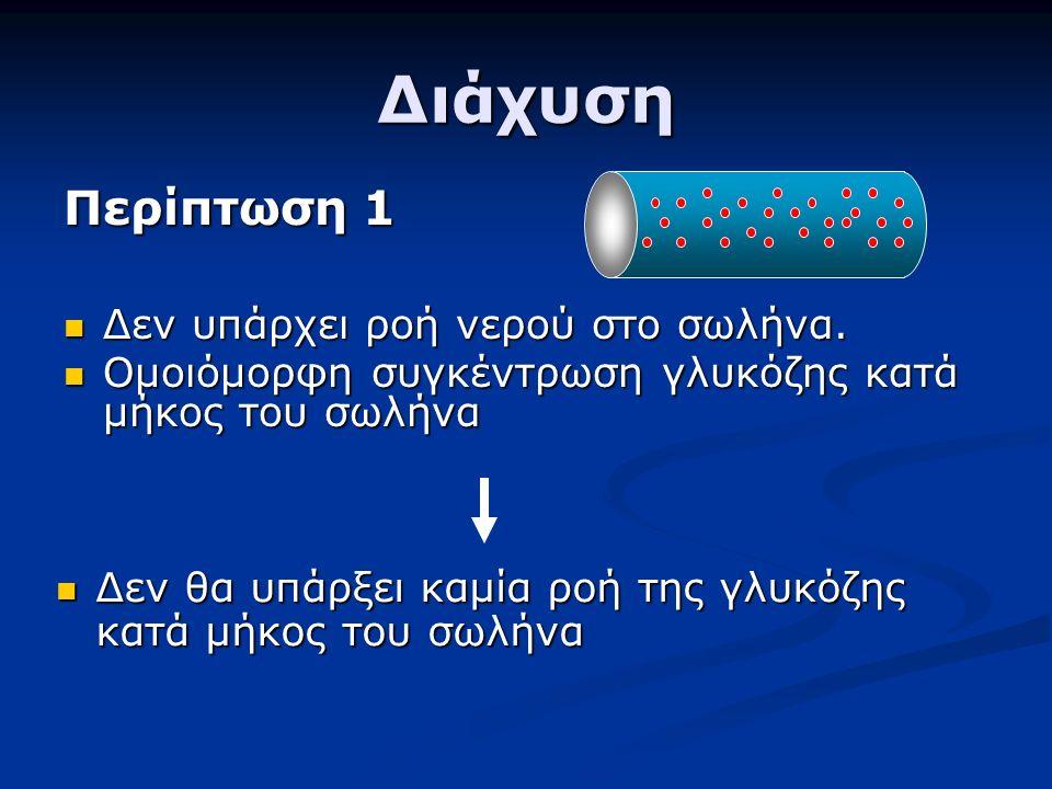 Ρύθμιση του διάμεσου (μεσοκυττάριου) υγρού Ρύθμιση του διάμεσου (μεσοκυττάριου) υγρού Μέσο τριχοειδές αγγείο έχει μήκος 1 mm και μήκος 1 mm και διάμετρο είναι περίπου ίση με τη διάμετρο ενός ερυθροκυττάρου 7 μm (διέρχονται ένα - ένα).