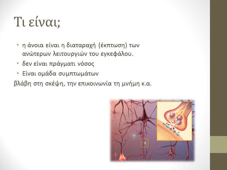 ΒΙΒΛΙΟΓΡΑΦΙΑ http://www.iatronet.gr/ygeia/nevrologia/article/27167/10- arxika-symptwmata-anoias.html http://www.iatronet.gr/ygeia/nevrologia/article/27167/10- arxika-symptwmata-anoias.html http://www.iatropedia.gr/articles/read/2095 http://www.onmed.gr/ygeia/item/322085-anoia-somation- lewy-ti-einai-i-pathisi-apo-tin-opoia-epasxe-o-robin- williams#ixzz3QpSxcO5f http://www.onmed.gr/ygeia/item/322085-anoia-somation- lewy-ti-einai-i-pathisi-apo-tin-opoia-epasxe-o-robin- williams#ixzz3QpSxcO5f http://www.neurocenter.gr/alzheimer.html http://www.neurocenter.gr/alzheimer.html http://www.experimentalphysiology.gr/UserFiles/Research/ps yYgeia/Alzheimers.pdf http://www.experimentalphysiology.gr/UserFiles/Research/ps yYgeia/Alzheimers.pdf